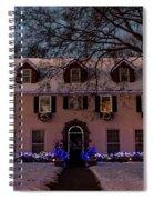 Christmas Lights Series #3 Spiral Notebook