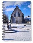 Church Of The Assumption, Mooncoin  Spiral Notebook
