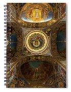 Church Of The Spilled Blood Spiral Notebook