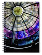 Circle Of The Heavens Spiral Notebook
