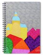 City 1 Spiral Notebook