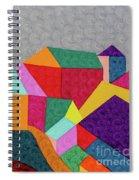 City 2 Spiral Notebook