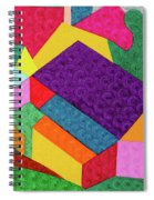 City 3 Spiral Notebook