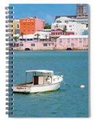 City Of Hamilton Bermuda Spiral Notebook