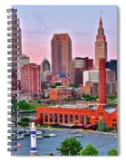 Cle Is Lookin Good Spiral Notebook