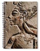 Cleopatra Spiral Notebook