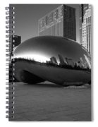 Cloudgate 2 Spiral Notebook