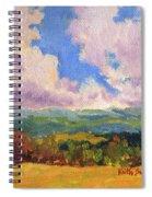 Cloudscape 1 Spiral Notebook