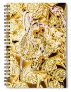 Club Of Staffs Spiral Notebook