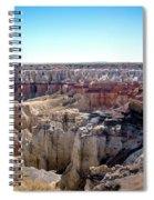 Coal Mine Canyon #2 Spiral Notebook