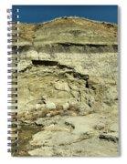 Coal Vein Makoshika State Park  Spiral Notebook
