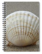 Cockle Shell 2015c Spiral Notebook
