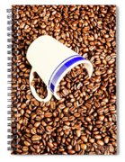 Coffee Tips Spiral Notebook