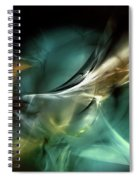 Cold Fusion Spiral Notebook
