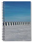 Cold Storage Spiral Notebook