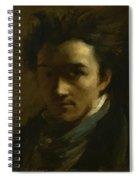Colin Alexander Painter Spiral Notebook