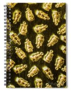 Colonial Glow Spiral Notebook
