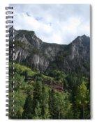 Colorado Autumn 10 Spiral Notebook