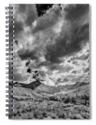 Colorado Sun Rays II Spiral Notebook