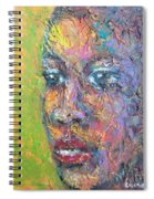 Contemplation Spiral Notebook