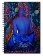Contemporary Deva Spiral Notebook