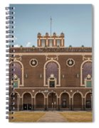 Convention Hall Spiral Notebook