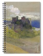 Conway Castle - Digital Remastered Edition Spiral Notebook