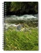 Cool Clear Water Spiral Notebook