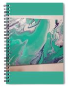 Cool Tone Vibes Spiral Notebook