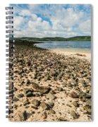 Coral Beach, Skye Spiral Notebook