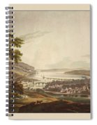 Cork Ireland 1799 Spiral Notebook