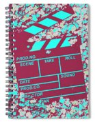 Corny Production Spiral Notebook