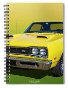 Coronet Super Bee Spiral Notebook