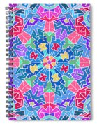 Cosmic Sign Post Spiral Notebook