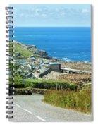 Cove Hill Sennen Cove Spiral Notebook