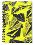 Crafty Hanger Spiral Notebook