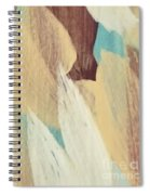 Cream #1 Spiral Notebook