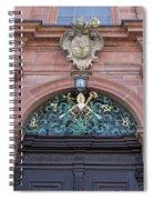 Crest Of Saint Peter Spiral Notebook