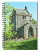 Crighton Historic Church Spiral Notebook