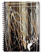 Criscross Spiral Notebook