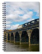 Crossing The Rockville Spiral Notebook