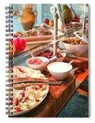Crunch Time  Spiral Notebook