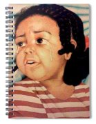 Cry Baby Spiral Notebook