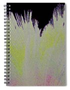 Crystalized Cacti Spears 2b Spiral Notebook