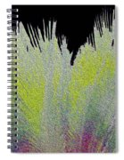 Crystalized Cacti Spears 2c Spiral Notebook