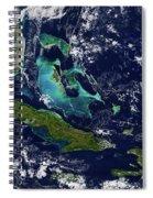 Cuba And Florida Spiral Notebook