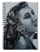 Cuenca Murals - Osmara De Leon Spiral Notebook