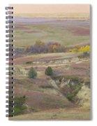 Dakota Grassland Fantasy Spiral Notebook
