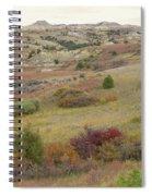 Dakota West Prairie Treasure Spiral Notebook