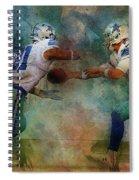 Dallas Cowboys. Spiral Notebook